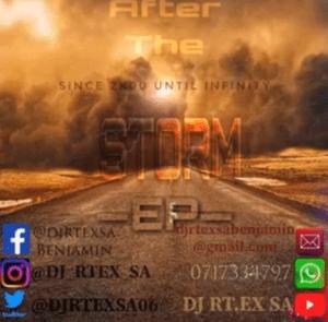 DJ RT.EX SA – Tribute To Kabza De Small (Amapiano Mix)