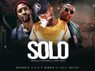 Mosankie – Solo Ft. Lolli Native & B.O.Y Wonder