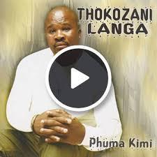 Thokozani Langa - Savumelana