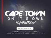 Cape Town On It's Own (Compilation)