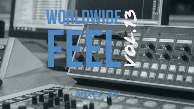 Kamzaworldwide – Worldwide Feel 13
