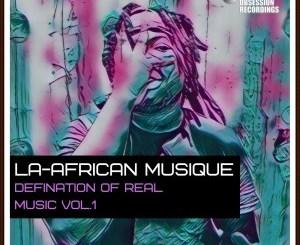 La-African Musique – Shapes & Energy (Main Groove Tech)