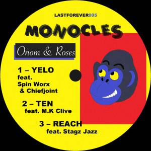 Monocles – Yelo (feat. Chiefjoint & Spin Worx