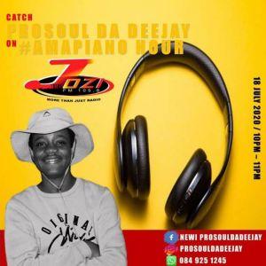 ProSoul Da Deejay – JoziFm Mix