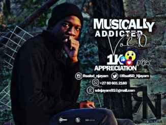 SD Njayam – Musically Addicted Vol.10 (1K Appreciation Mix)