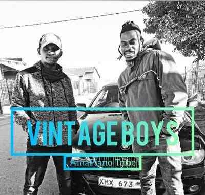 Vintage Boys – The BLACK