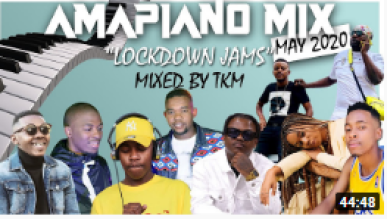 DJ TKM – Amapiano Mix