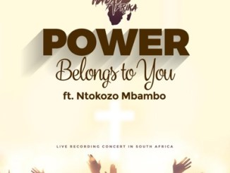 Halal Afrika – Power Belongs to You Ft. Ntokozo Mbambo