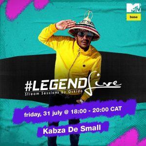 Kabza De Small – Legend Live By Oskido Mix