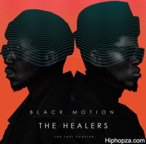 Black Motion – The Healers ALBUM