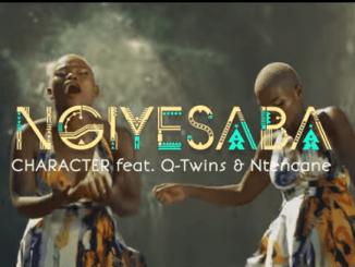 VIDEO: Character – Ngiyesaba Ft. Q Twins & Ntencane