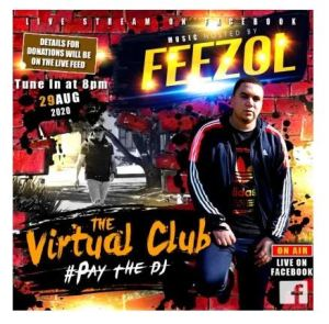 DJ FeezoL – Facebook Live Mix (29 August 2020)