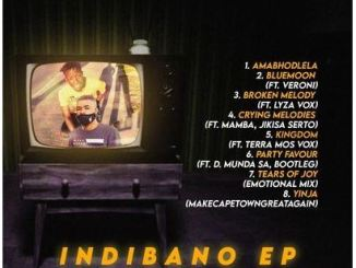EP: Quality Fam & BlaqPoint – Indibano Vol. 1