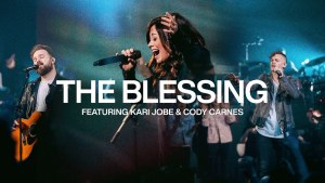 The Blessing (Live) Cody Carnes, Kari Jobe, Elevation Worship