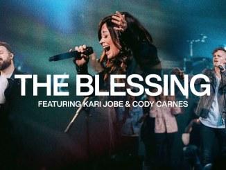 The Blessing (Live) Cody Carnes, Kari Jobe, Elevation Worship