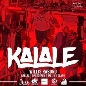 Willis Raburu ft Rekless, Breeder LW, Mejja & Ssaru – KALALE