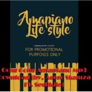 Agogo Skuuza – Gong Gong Amapiano