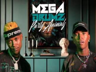 Megadrumz – Welcome to the Party Animals Ft. DLALA MSIYANA & Dbn Nyts