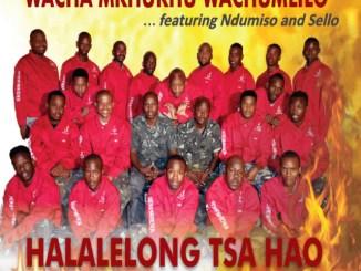 Mo Utlwi Wa Dithapelo by Wacha Mkhukhu Wachumlilo