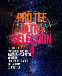 Pro-Tee – Ultraselection 4 (Ultimegamash Up 1) (Birthday Mix)