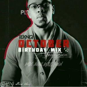 TekniQ – October Birthday Mix