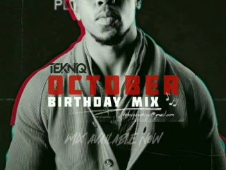 TekniQ – October Birthday Mix