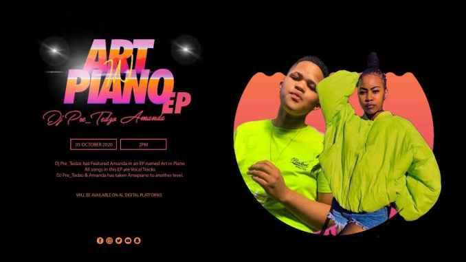 EP: Dj Pre_Tedzo & Amanda – Art in Piano