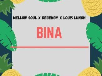 Mellow Soul, Decency & Louis Lunch – Bina