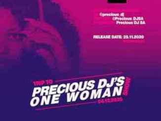 Precious DJ – Trip to Precious DJ's One Woman Show Mix