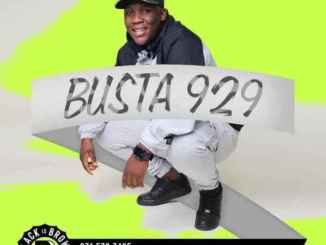 Busta 929 & LAZI – Leave The World Behind