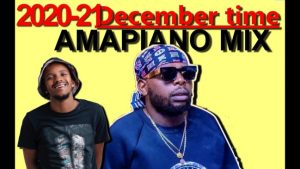 Dercynho Dj – December Time Amapiano Mix 2021