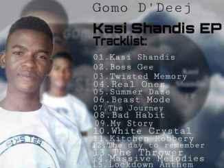 EP: Gomo D'Deej – Kasi Shandis