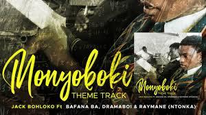 Jack Bohloko- Monyoboki