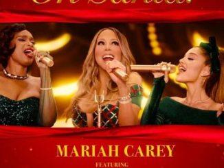 Mariah Carey – Oh Santa! Ft. Ariana Grande & Jennifer Hudson