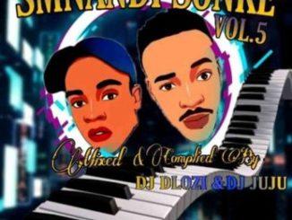 Dj Juju & DJ Dlozi – Smnandi Sonke Mix Vol 5