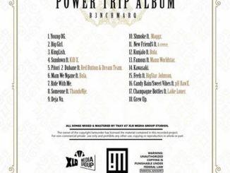 B3nchmarq – Power Trip Album