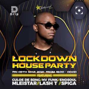 Culoe De Song – Lockdown House Party March 2021