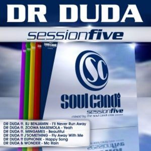 Dr Duda – Dr Duda's Soul Candi Session 5 EP