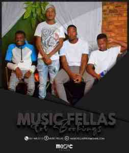 Soul Revolver & Music Fellas – Broken Sorrow,EP: Music Fellas – Fellas Friday (Easter Package)
