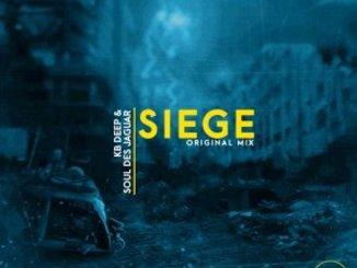 KB Deep & Soul Des Jaguar – Siege (Original Mix)