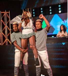 Makhadzi Performing 'Fhumulani'   So Sad VIDEO
