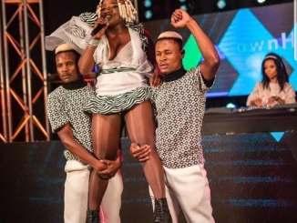 Makhadzi Performing 'Fhumulani' | So Sad VIDEO