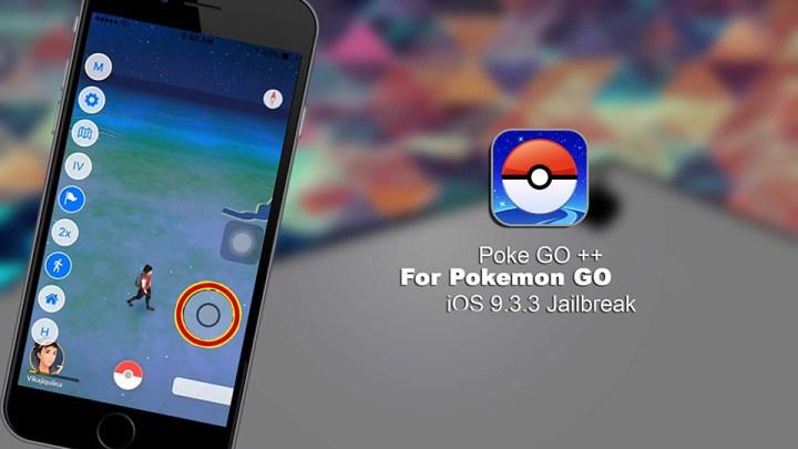 Download Pokemon Go++ for iOS [Poke Go++ v1 65 3 Hack]