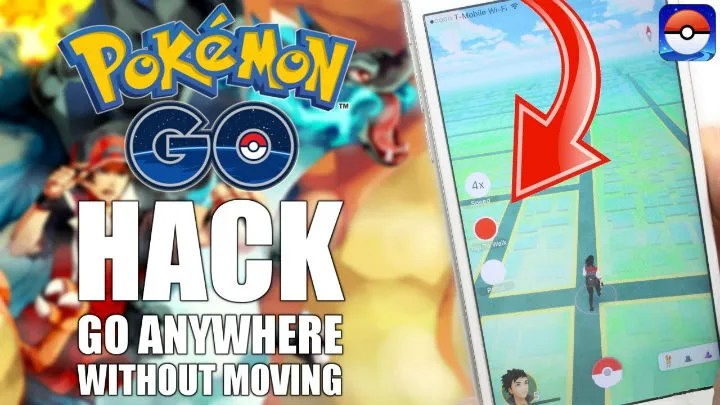 Pokemon Go Hack to Play Pokemon Go Without Moving - Using Fake GPS Apps on Android iOS