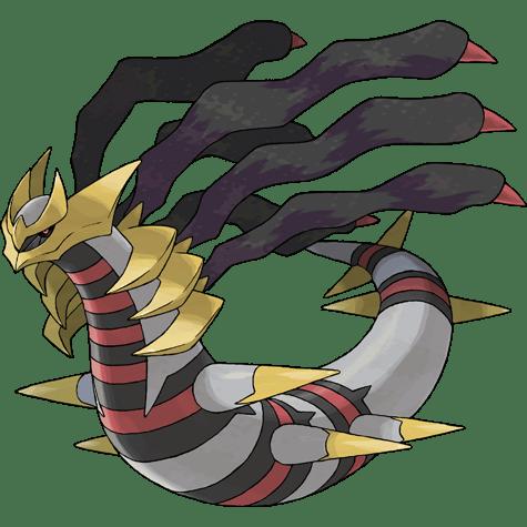 Pokémon 487 Giratina Origin