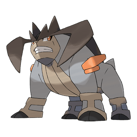 Pokemon 639 Terrakion