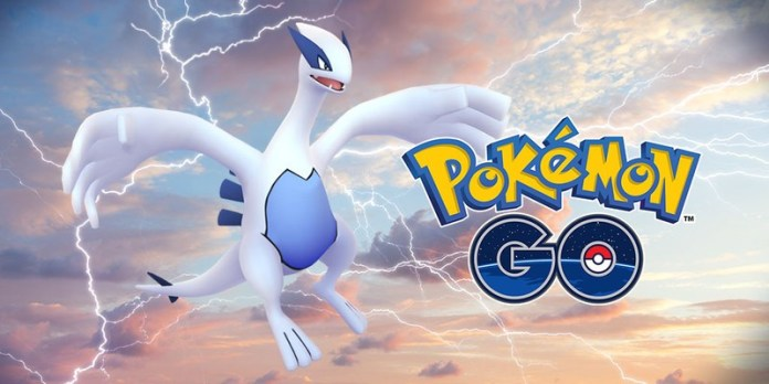 Pokemon Go Lugia