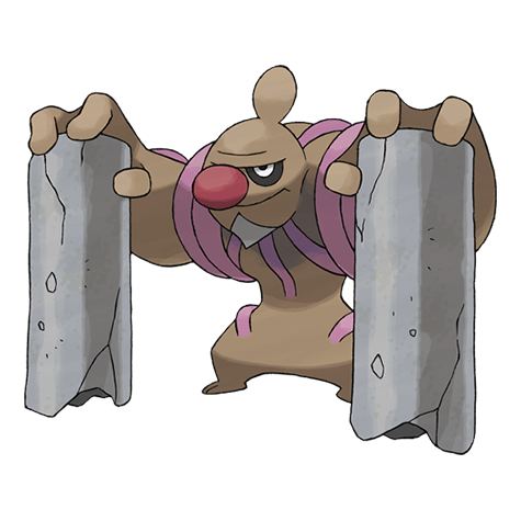Pokemon 534 Conkeldurr