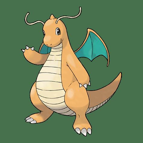 Pokémon 149 Dragonite
