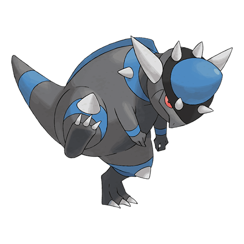 Pokemon 409 Rampardos